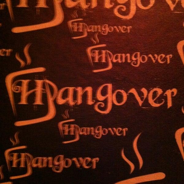 Foto tirada no(a) Hangover por Ozge B. em 3/25/2013