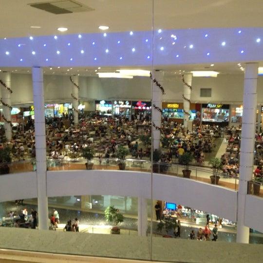 Foto tirada no(a) Shopping Palladium por Thiago em 11/11/2012