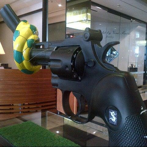 Foto scattata a Sheraton São Paulo WTC Hotel da Guillaume W. il 10/18/2012