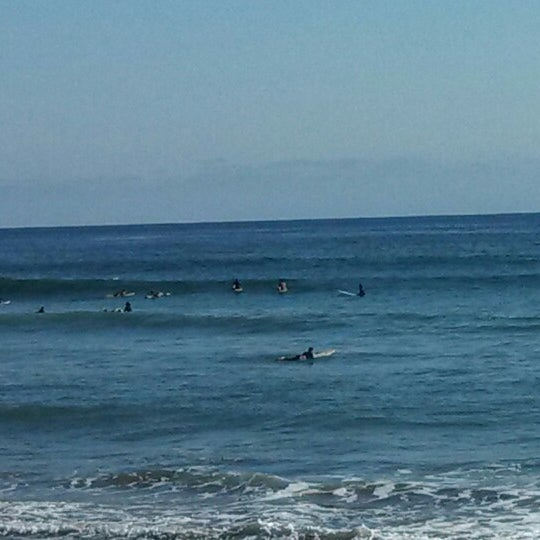 South Pacific Beaches: Photos At Tourmaline Surfing Park