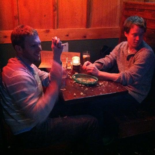 12/22/2012에 Kelsey J.님이 Williams Uptown Pub & Peanut Bar에서 찍은 사진