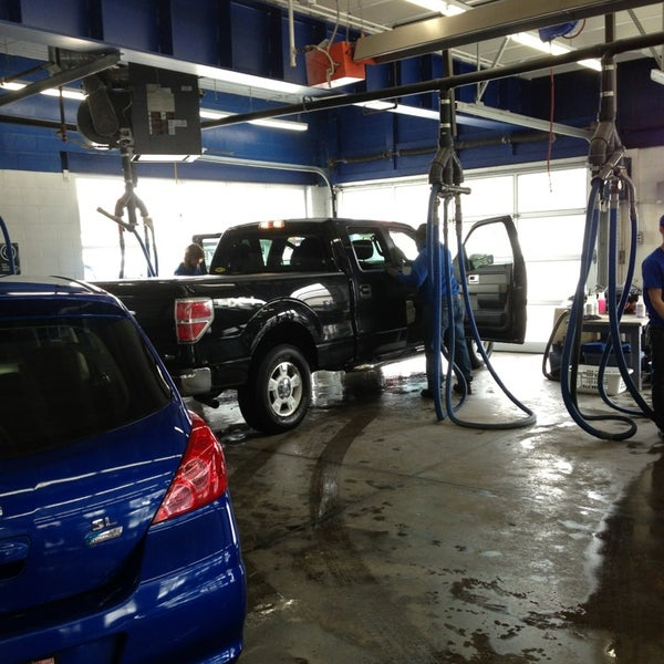 Photo Taken At Tops Car Wash By Omer On 2 26 2017