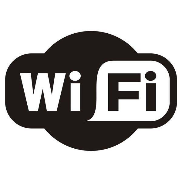 WIFI FREE - Chiedi la password