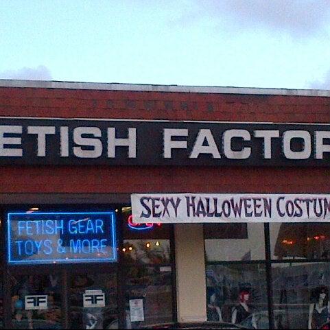 Fetish store in washington dc opinion