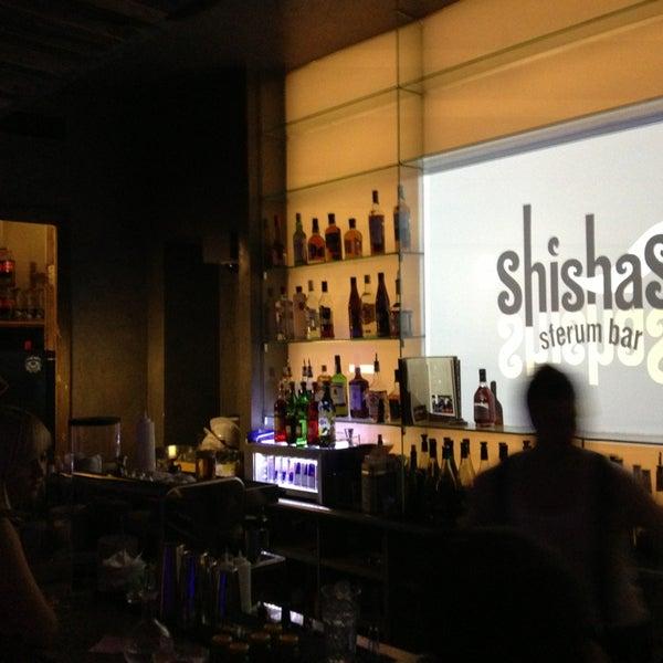 Foto scattata a Shishas Sferum Bar da Roma K. il 6/28/2013