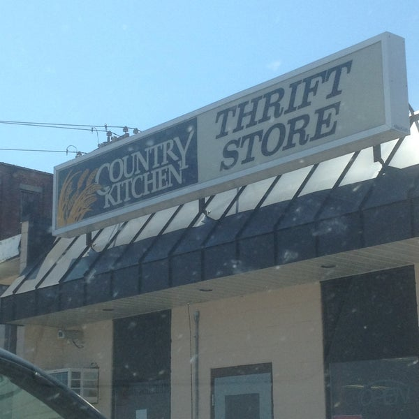 Country Kitchen Thrift Store - Grocery Store in Downtown ...