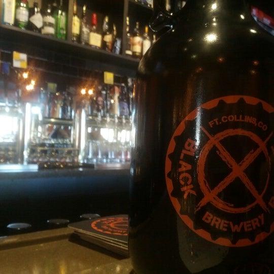 12/12/2012에 Jonathan B.님이 Black Bottle Brewery에서 찍은 사진
