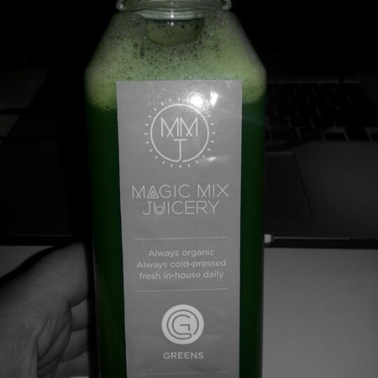 2/7/2013にSynneがMagic Mix Juiceryで撮った写真