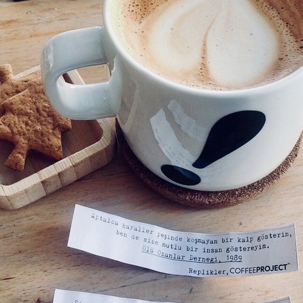 12/18/2018 tarihinde Göstebekziyaretçi tarafından Coffee Project'de çekilen fotoğraf