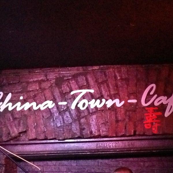 Das Foto wurde bei China Town Café von Алевтина О. am 2/8/2013 aufgenommen