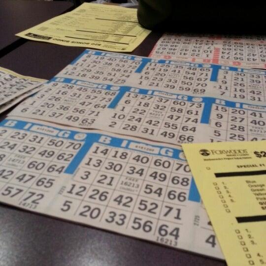 Foxwoods casino bingo schedule bc gold casino card