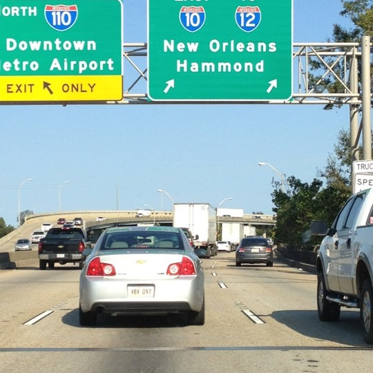 Photos at The I-10 Thru Baton Rouge - 3 tips from 1005 visitors
