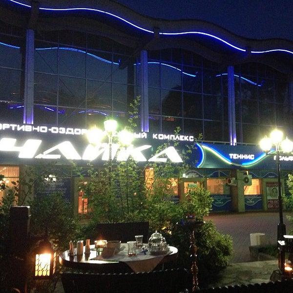 8/14/2013 tarihinde Roman Y.ziyaretçi tarafından СОК «Чайка»'de çekilen fotoğraf