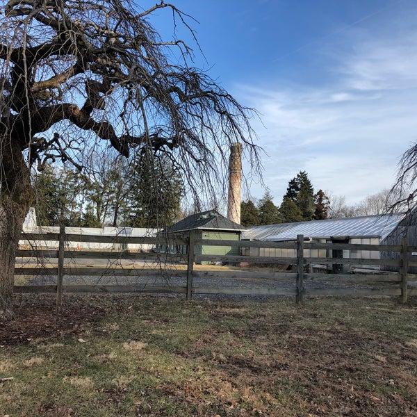Foto tirada no(a) Duke Farms por Michael em 2/10/2019