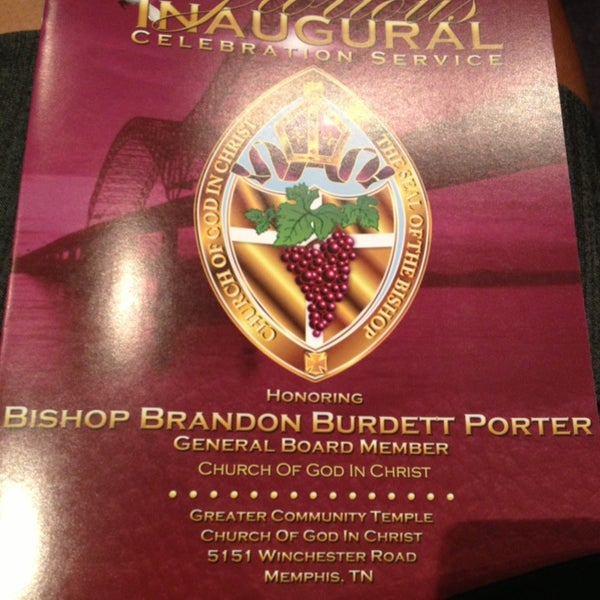Photos at Greater Community Temple COGIC - 5 tips from 69