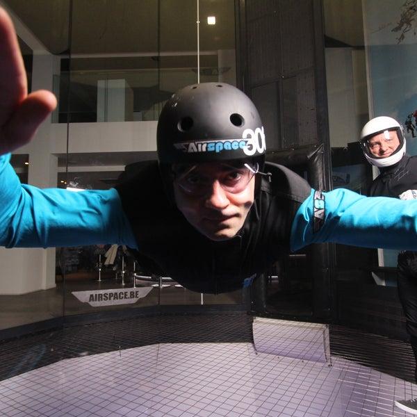 Das Foto wurde bei Airspace Indoor Skydiving von CAN am 12/17/2017 aufgenommen