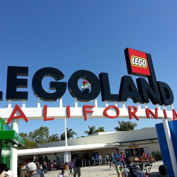 Foto tirada no(a) Legoland California por JMP H. em 4/17/2013