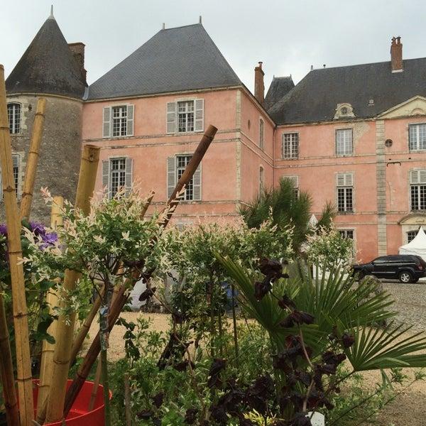 Foto diambil di Château de Meung-sur-Loire oleh Rodolphe C. pada 5/2/2014