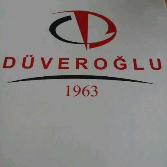 Das Foto wurde bei Düveroğlu von Ghc am 2/22/2013 aufgenommen