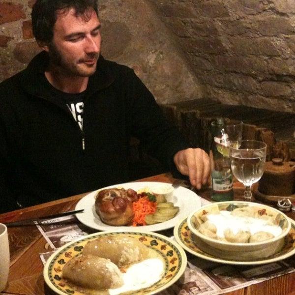 Das Foto wurde bei Etno Dvaras von Oleg R. am 12/2/2012 aufgenommen
