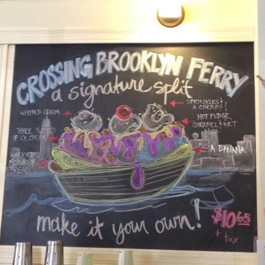 Снимок сделан в Ample Hills Creamery пользователем Marlin_Ramlal 11/11/2012