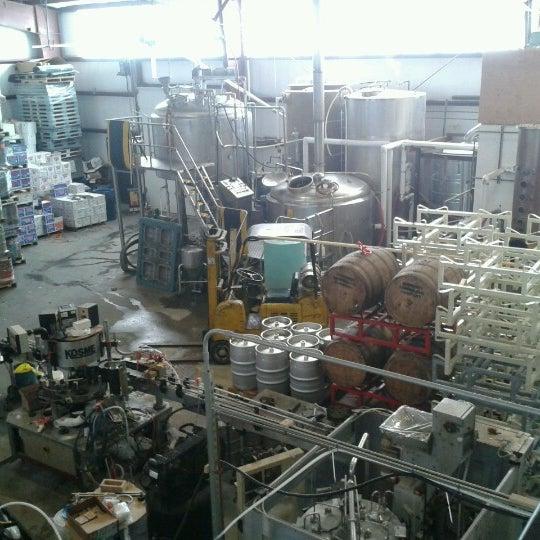 Das Foto wurde bei Newport Storm Brewery von Matt R. am 1/26/2013 aufgenommen