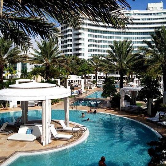 Photo prise au Fontainebleau Miami Beach par Fontainebleau Miami Beach le4/24/2014
