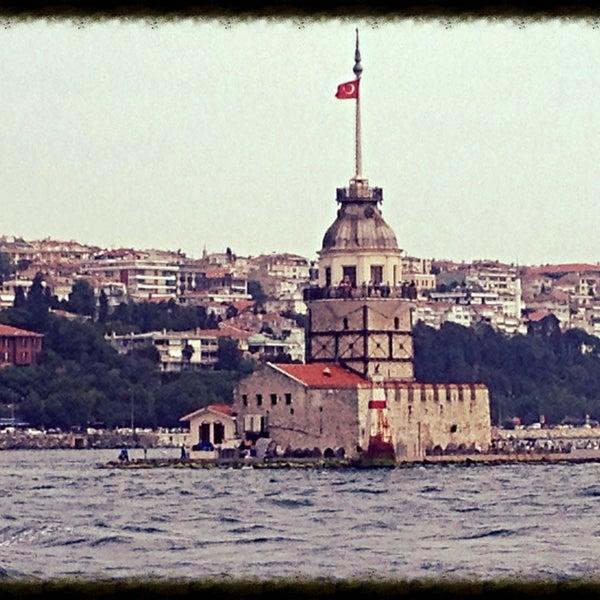 6/30/2013にİsmail BakiがKız Kulesiで撮った写真