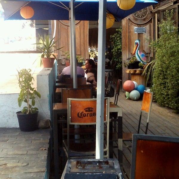 5/24/2013 tarihinde Justo I.ziyaretçi tarafından Terraza Isidora Beach Club'de çekilen fotoğraf