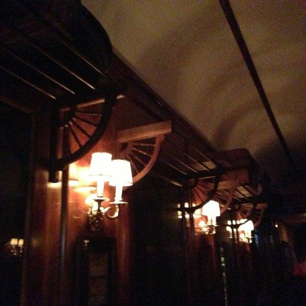 1/27/2013 tarihinde Mike B.ziyaretçi tarafından Orient Express'de çekilen fotoğraf