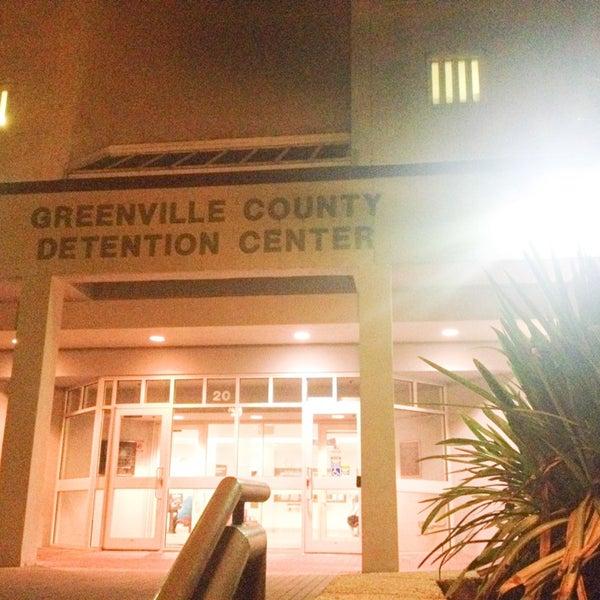 Greenville County Detention Center - Pettigru Street Area