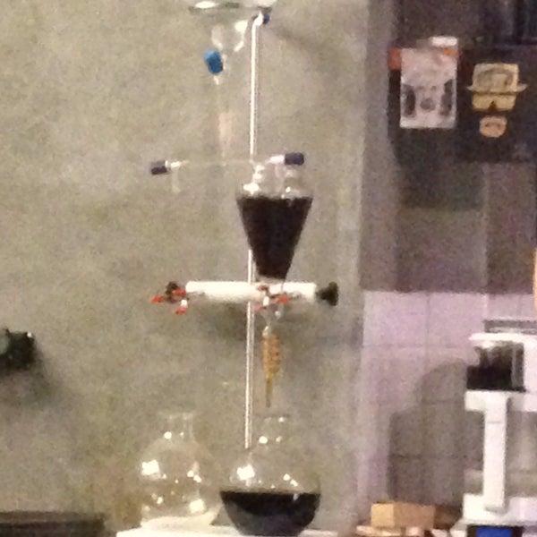 Снимок сделан в Walter's Coffee Roastery пользователем Tacettin A. 8/29/2015