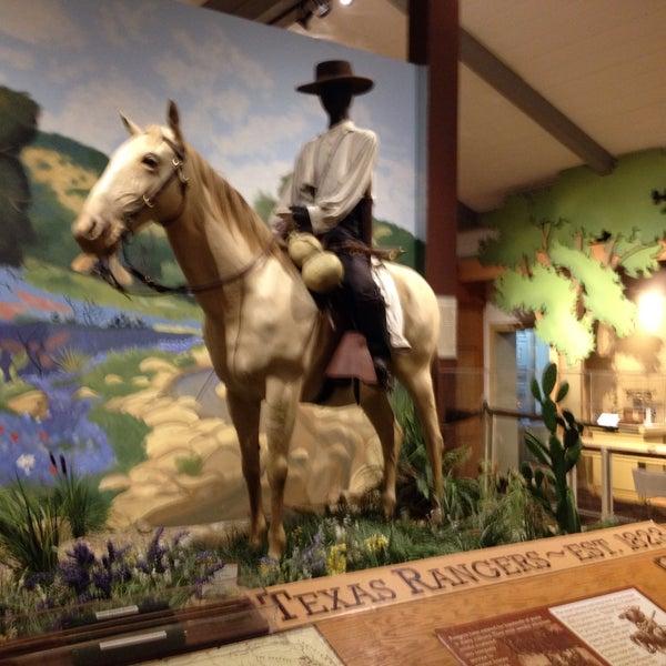 Foto scattata a Texas Ranger Hall of Fame and Museum da Dirk V. il 11/14/2015