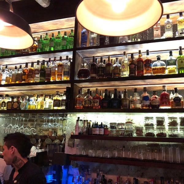 Photo taken at EL BARÓN - Café & Liquor Bar by Joey D. on 11/26/2017