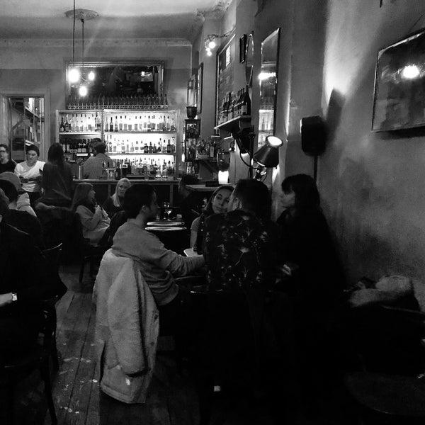 Das Foto wurde bei Meine Bar ICI von Monika am 1/1/2018 aufgenommen