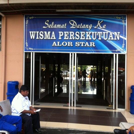 Wisma Persekutuan Alor Star Kedah