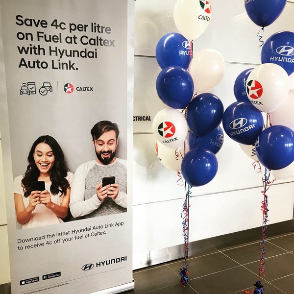 Photos at Hyundai Australia - 394 Lane Cove Road