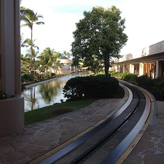 Foto tomada en Hilton Waikoloa Village por Marc S. el 9/28/2012