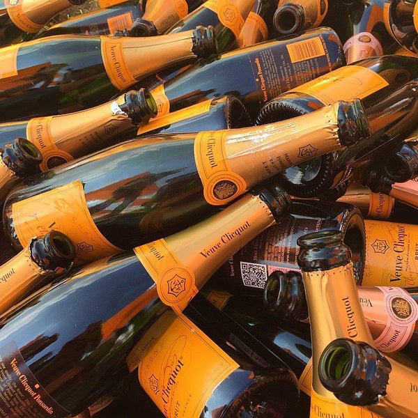 Foto tirada no(a) Veuve Clicquot Polo Classic por James W. em 10/18/2015