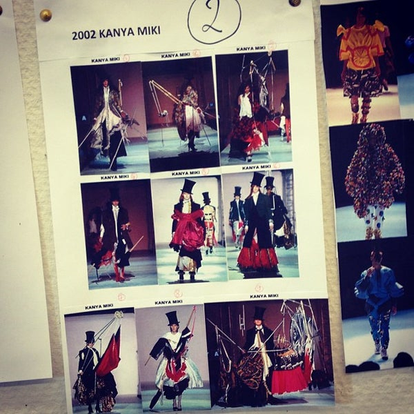 Foto tirada no(a) MoMu - ModeMuseum Antwerpen por David em 11/22/2012