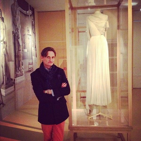 Foto tirada no(a) MoMu - ModeMuseum Antwerpen por David em 10/4/2012