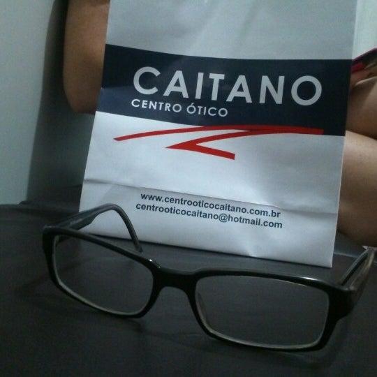 95ef627aa436a Centro Ótico Caitano - Loja e Serviço em Fortaleza