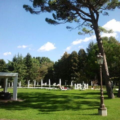 9/20/2012にSara S.がPark Hotel Villa Giustinianで撮った写真