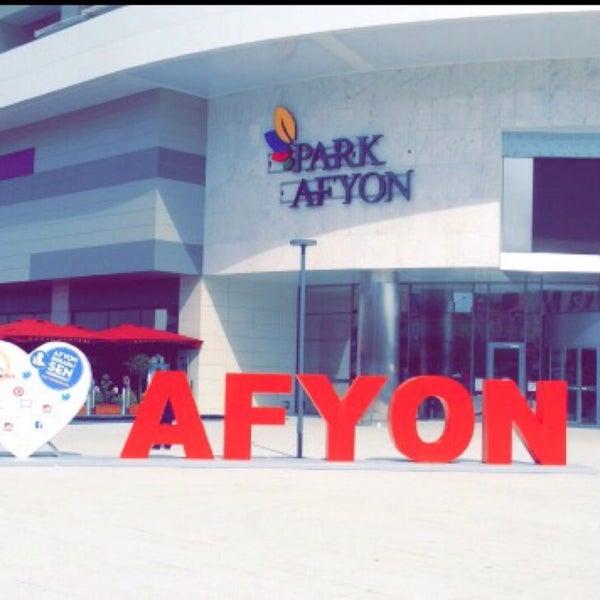 Foto tirada no(a) Park Afyon por İsMaİL . em 9/26/2015