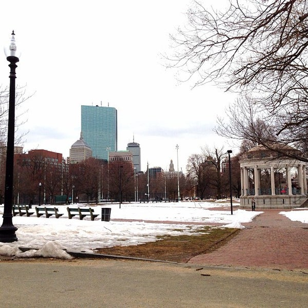 Foto scattata a Boston Common da Connie il 2/23/2013