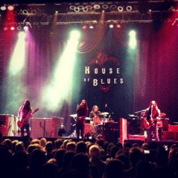 4/26/2013에 Scott C.님이 House of Blues에서 찍은 사진