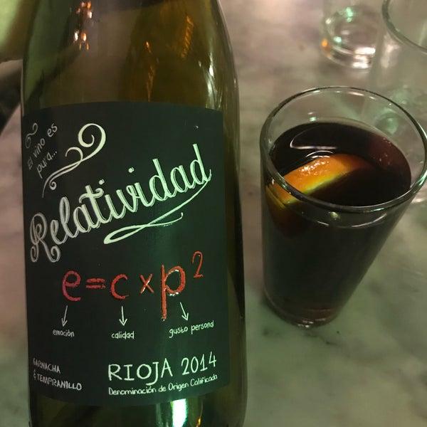 Non le solite tapas, qualità ottima e Vermut fantastico. Buona la scelta dei vini