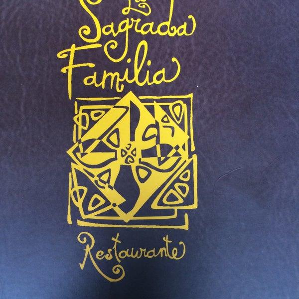 Foto tirada no(a) La Sagrada Família por Flavia em 6/16/2015