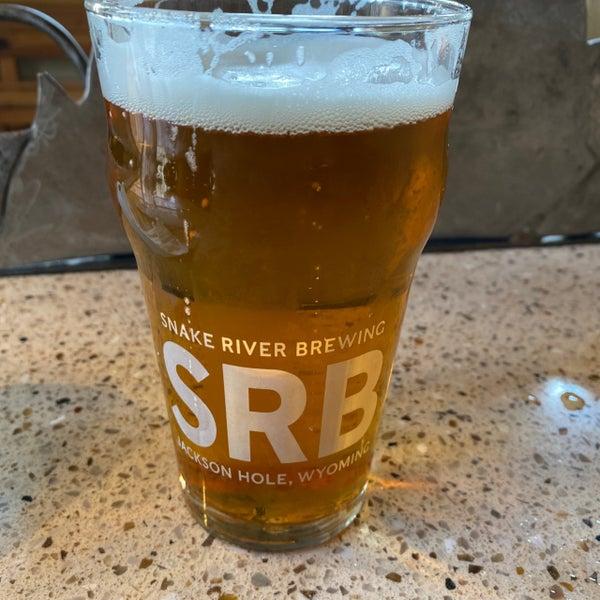 Das Foto wurde bei Snake River Brewery & Restaurant von Oscar A. am 9/22/2020 aufgenommen