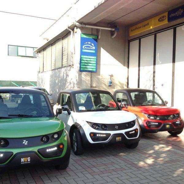 Photo prise au Autofficina Capelli par Autofficina Capelli le8/28/2013